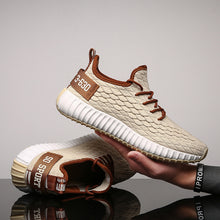 Load image into Gallery viewer, SS011 Elastic Knit Fly Weaving Sneakers