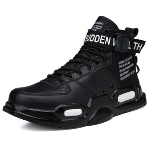 MSK503 New Fashion Men High Top Sneakers