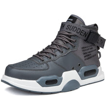 Load image into Gallery viewer, MSK503 New Fashion Men High Top Sneakers