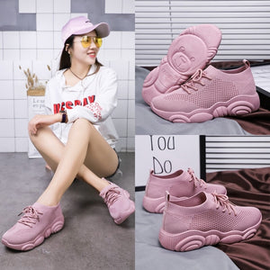 SS44 Women'Chunky Sneakers