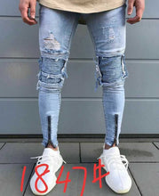 Load image into Gallery viewer, MD52 HOT 2019 Fashion Casual Jeans
