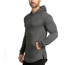 Load image into Gallery viewer, GYJ30 Men Camouflage Gym  Hoodies