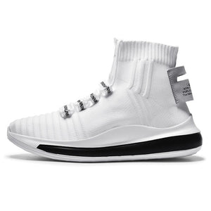 MSK201 High Top Quality Sock Boot