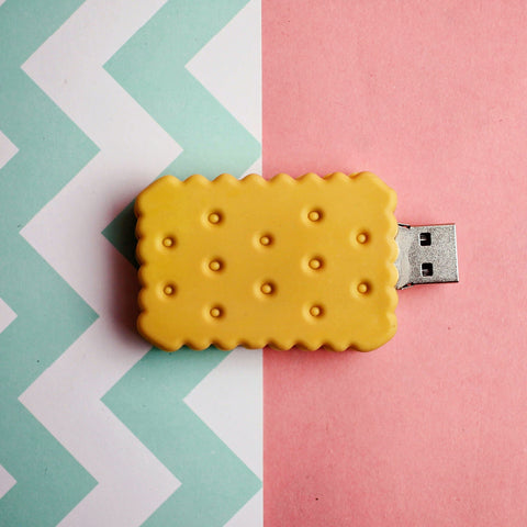 Biscuit USB Flash Drive