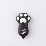 Black Cat's Paw USB Flash Drive