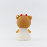 Bride Teddy Bear USB Flash Drive