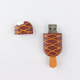 Chocolate Ice Cream USB Flash Drive #1