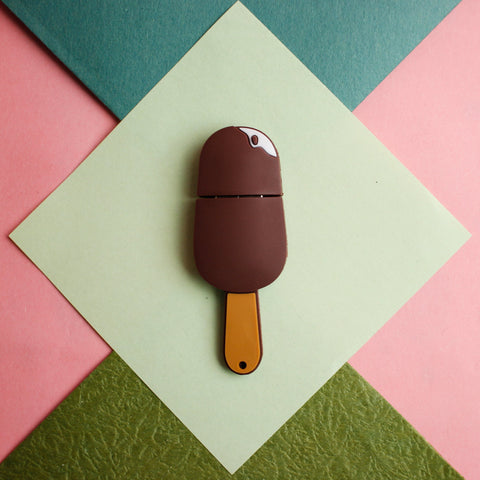 Chocolate Ice Cream USB Flash Drive #2