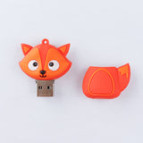 Fox USB Flash Drive