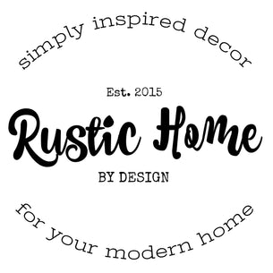 Rustic Home By Design