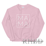 MAMA over-sized sweatshirt