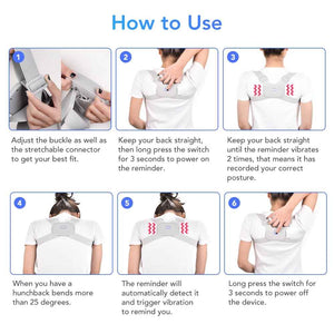 How To Use Posture Corrector