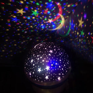 What is starry night light projector ?