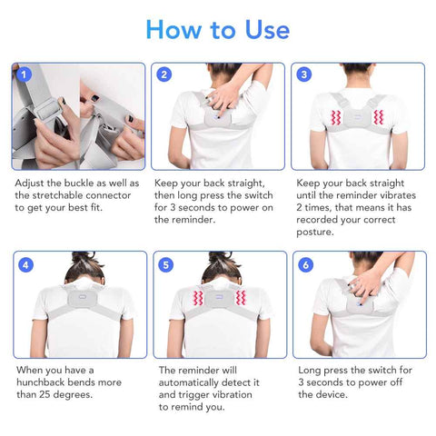 Posture Corrector - Bluesky Style Store