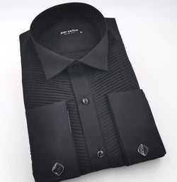 European Slim Fit Shirt included cufflinks
