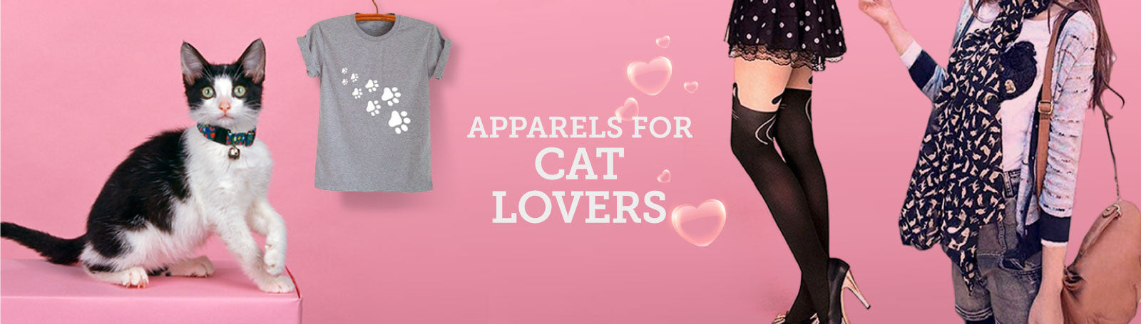 Cat Lovers Cat apparels