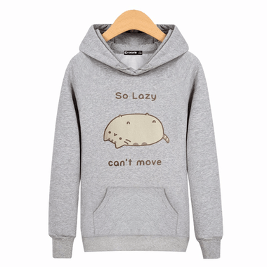 Pusheen Lazy Cat Sweatshirts