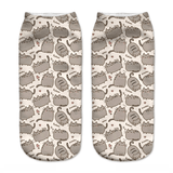My Pusheen Clowder Low Cut Ankle Sock