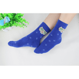 Mr. Glad Cat Crew length socks