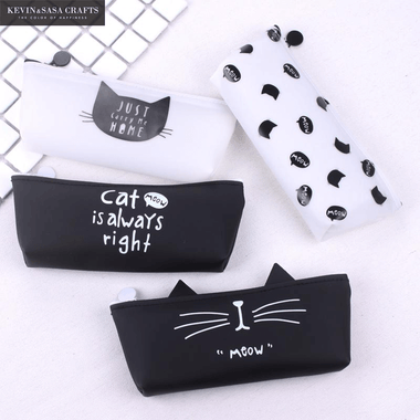 Meow Pencil Box/Case
