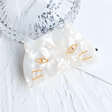 Kitty Crab Hair Claw Clips