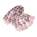 Cats Paws Scarf- Pink
