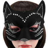 MissMeowni Accessories CatWoman Masks