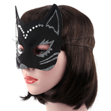 MissMeowni Accessories OneSize / Black CatWoman Masks