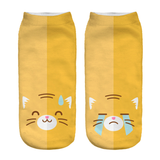 MissMeowni Apparels Cat Mood Swings Socks