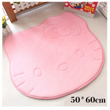 MissMeowni Home Decor 50x60cm / Pink Cat Mats-Pink