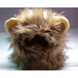 MissMeowni Only for Cats Finally... I am a Lion- Lion Mane Wig