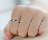 MissMeowni Ring Kitty Cat Ear and Paws Ring