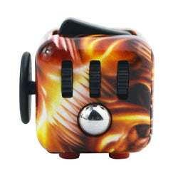Fidget Cube - (Special Edition) Pheonix