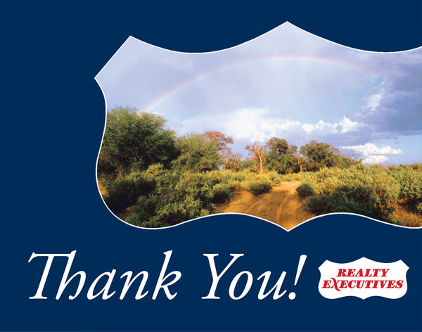 RE Thank You Notecard 386