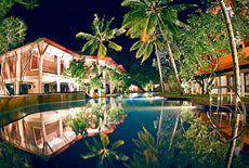 Barberyn Reef Ayurveda Resort, Beruwala