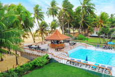 Golden Star Beach Hotel,Negombo