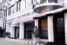 Kandy City Hotel by earls, Kandy