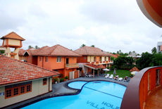 Paradise Holiday Village, Negombo