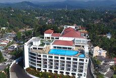 The Grand Kandyan Hotel, Kandy