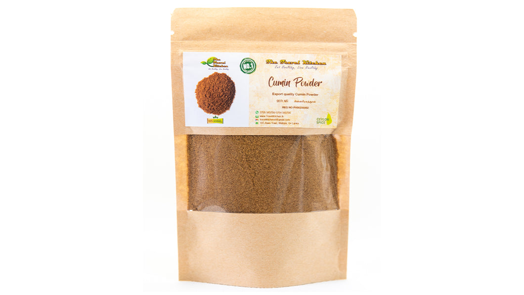 Premium Quality Ceylon Cumin Seeds (Powder)