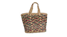 Load image into Gallery viewer, Handmade Women Reed Hand Bag