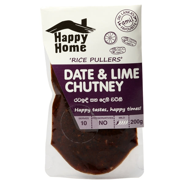 Date & Lime Pickle