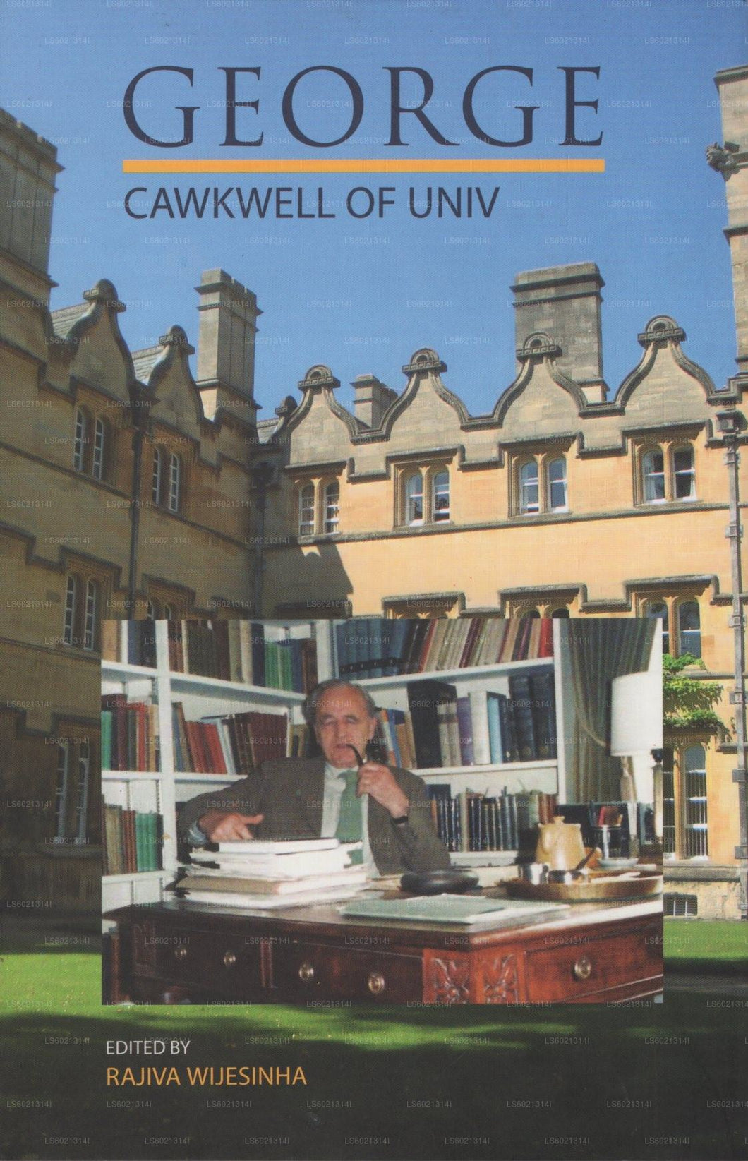 George Cawkwell of Univ