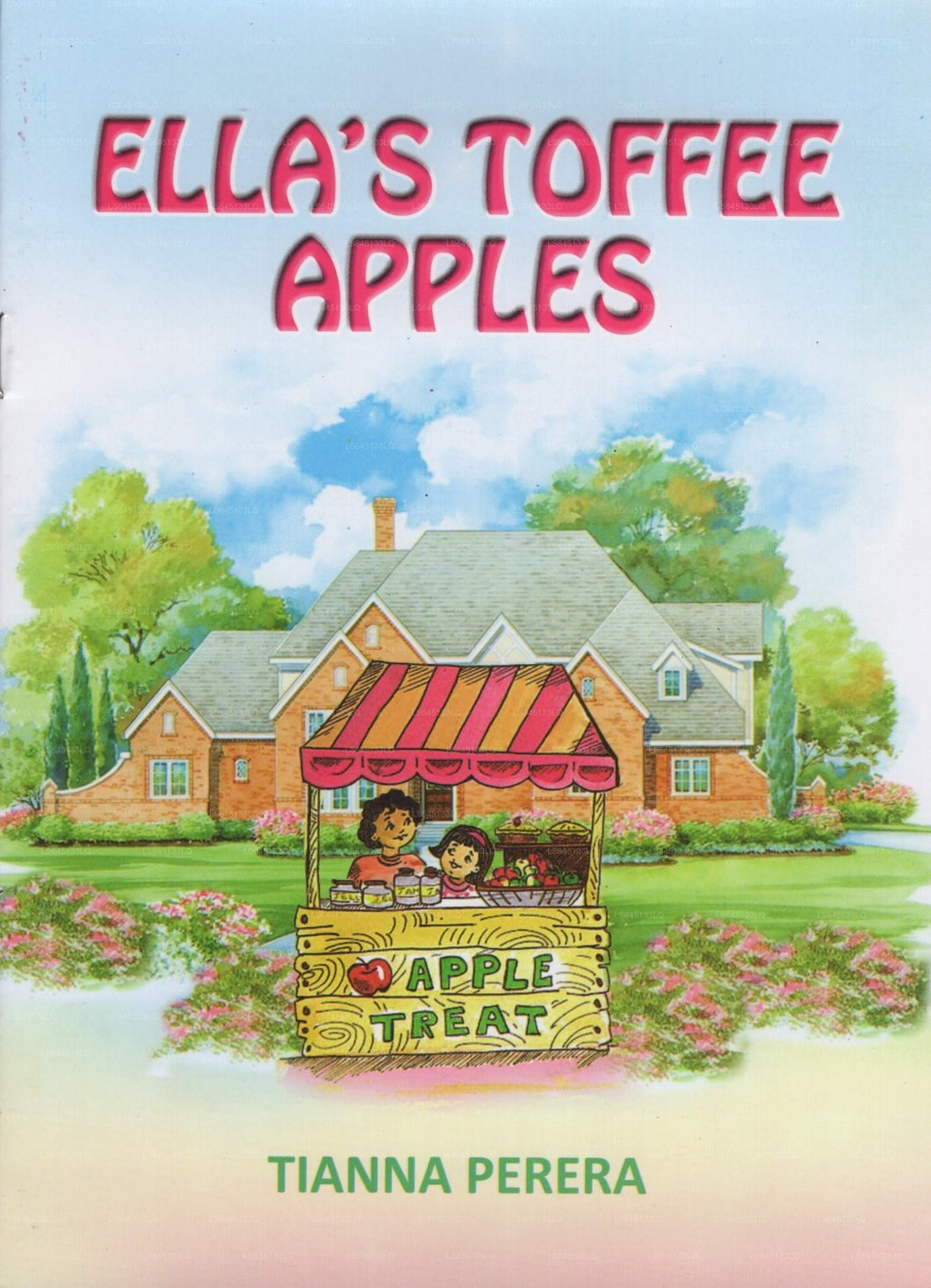 Ella'S Toffee Apples