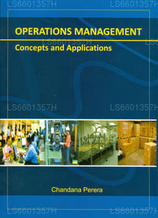 Operations Management Concept and Applications