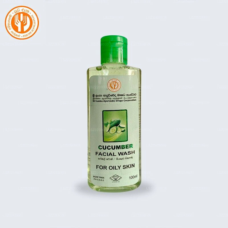 Cucumber Facial Wash