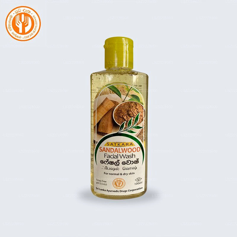 Sandalwood Facial Wash