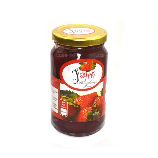 Jagro Strawberry Jam Bottle
