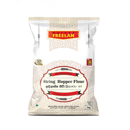String Hopper Flour Red