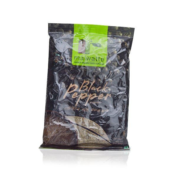 Malwatte Spices Black Pepper Powder Spices Mt